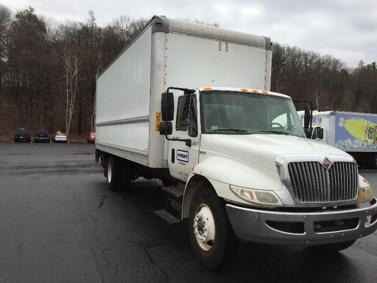 Medium Duty Box Truck-Light and Medium Duty Trucks-International-2010-4300-FRAMINGHAM-MA-225,395 miles-$23,750