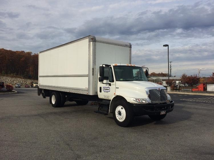 Medium Duty Box Truck-Light and Medium Duty Trucks-International-2010-4300-AUBURN-MA-185,107 miles-$25,750