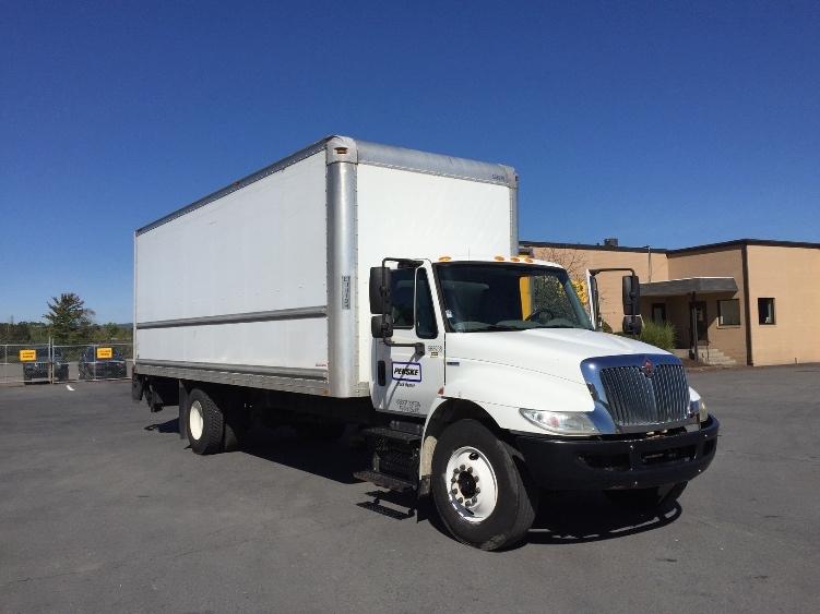 Medium Duty Box Truck-Light and Medium Duty Trucks-International-2010-4300-CARLISLE-PA-240,045 miles-$21,500