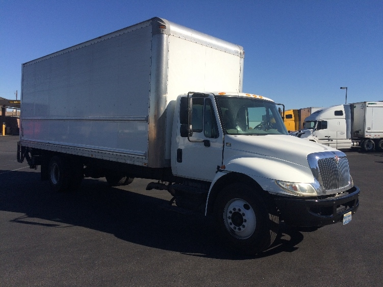 Medium Duty Box Truck-Light and Medium Duty Trucks-International-2010-4300-LAS VEGAS-NV-144,214 miles-$36,000