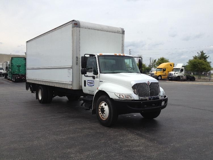 Medium Duty Box Truck-Light and Medium Duty Trucks-International-2010-4300-INDIANAPOLIS-IN-247,287 miles-$22,000