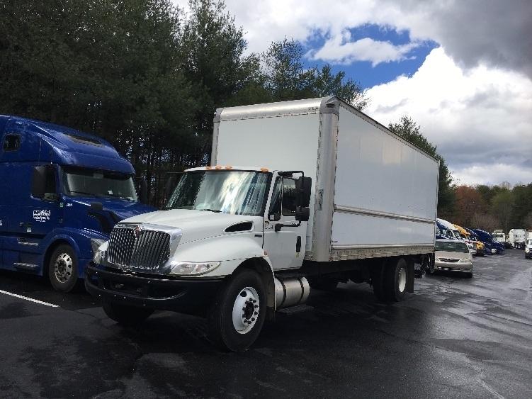 Medium Duty Box Truck-Light and Medium Duty Trucks-International-2010-4300-CHARLOTTE-NC-258,925 miles-$26,250
