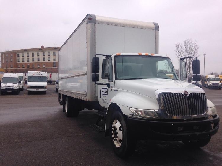 Medium Duty Box Truck-Light and Medium Duty Trucks-International-2010-4300-RICHMOND-IN-267,358 miles-$25,000