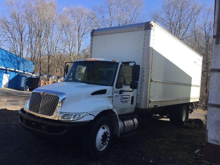 Medium Duty Box Truck-Light and Medium Duty Trucks-International-2010-4300-PITTSBURGH-PA-242,376 miles-$20,750