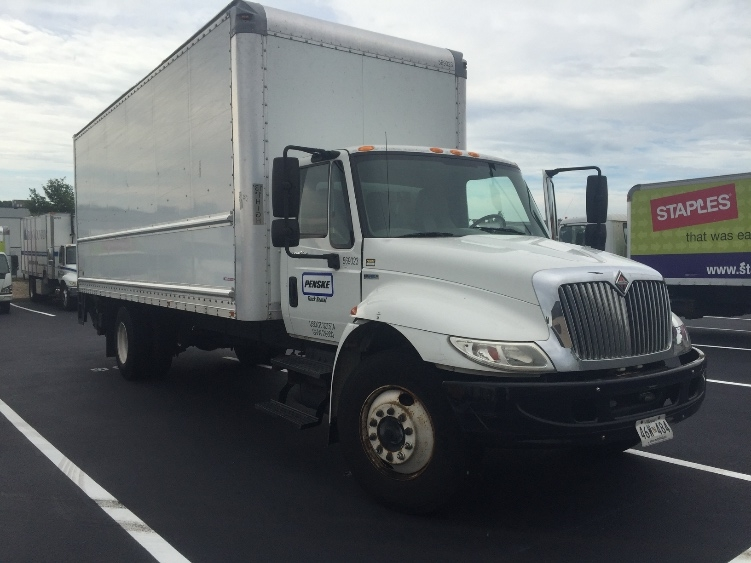 Medium Duty Box Truck-Light and Medium Duty Trucks-International-2010-4300-JESSUP-MD-204,526 miles-$12,000
