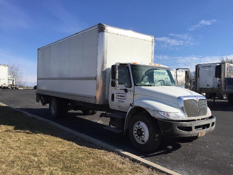 Medium Duty Box Truck-Light and Medium Duty Trucks-International-2010-4300-MONTGOMERY-NY-200,906 miles-$22,000