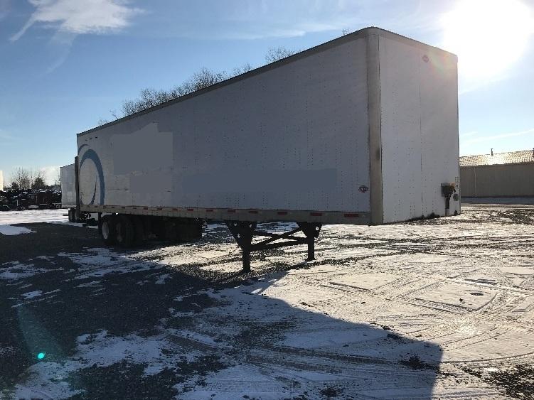 Dry Van Trailer-Semi Trailers-Utility-2010-Trailer-READING-PA-176,682 miles-$14,500