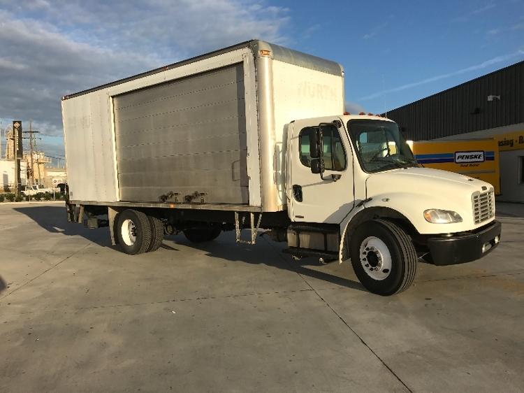 Medium Duty Box Truck-Light and Medium Duty Trucks-Freightliner-2009-M2-HAMMOND-LA-224,802 miles-$23,250