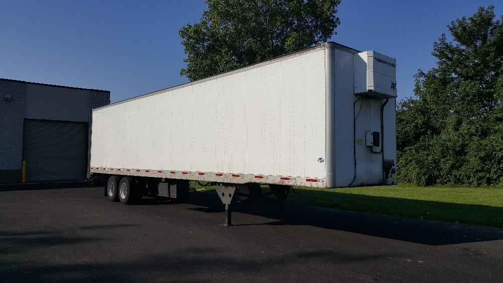 Dry Van Trailer-Semi Trailers-Utility-2010-Trailer-TOLEDO-OH-366,598 miles-$17,500