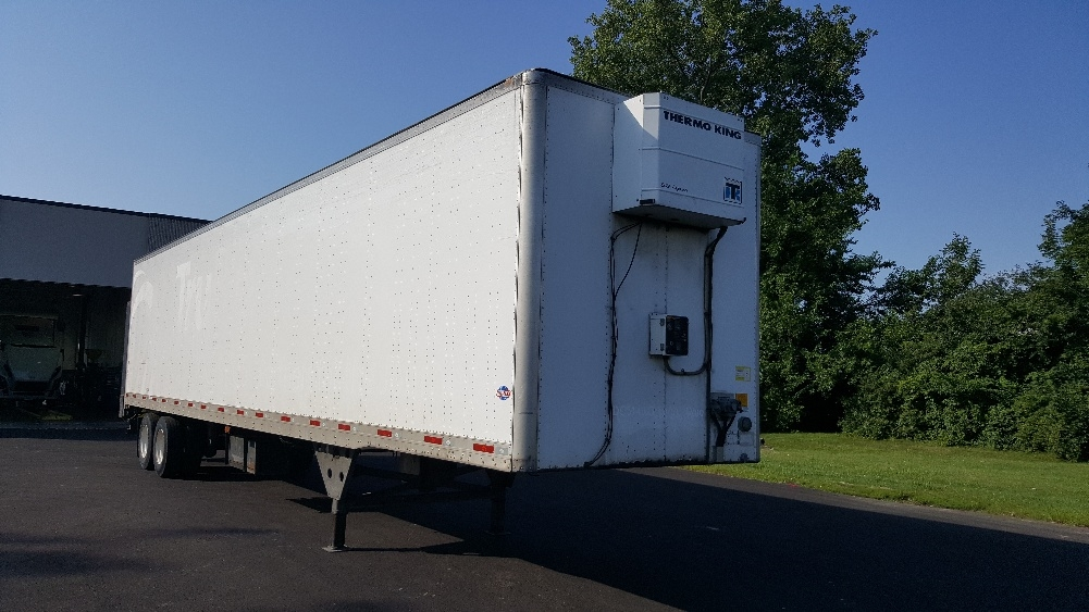 Dry Van Trailer-Semi Trailers-Utility-2010-Trailer-TOLEDO-OH-410,041 miles-$17,500