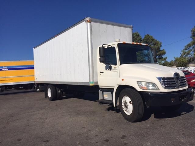Medium Duty Box Truck-Light and Medium Duty Trucks-Hino-2010-268-HOMEWOOD-AL-258,618 miles-$27,000