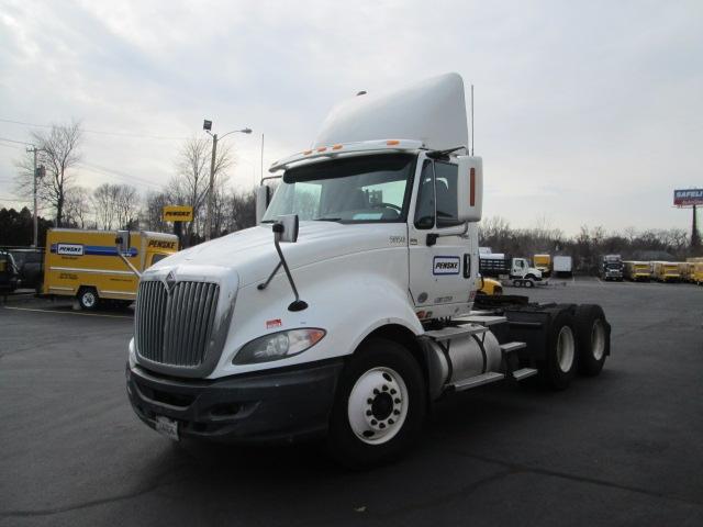 Day Cab Tractor-Heavy Duty Tractors-International-2010-ProStar-CRANSTON-RI-547,546 miles-$23,000