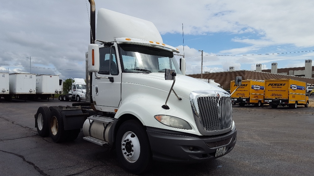Day Cab Tractor-Heavy Duty Tractors-International-2010-ProStar-MADISON-WI-509,299 miles-$26,500