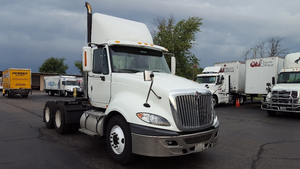 Day Cab Tractor-Heavy Duty Tractors-International-2010-ProStar-MADISON-WI-549,355 miles-$24,250