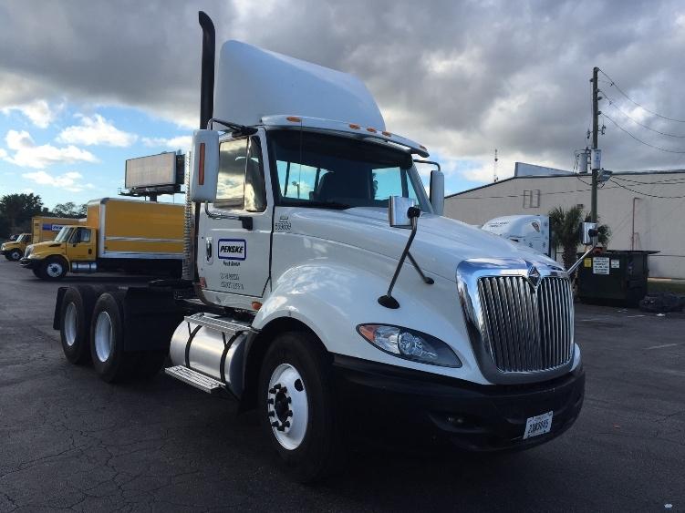 Day Cab Tractor-Heavy Duty Tractors-International-2010-ProStar-ORLANDO-FL-476,937 miles-$27,250