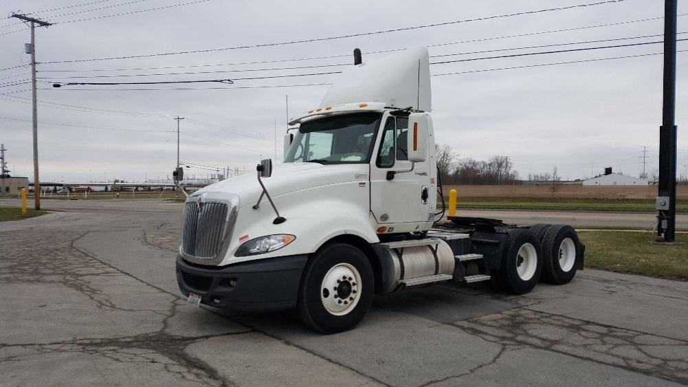 Day Cab Tractor-Heavy Duty Tractors-International-2010-ProStar-TOLEDO-OH-545,720 miles-$25,250