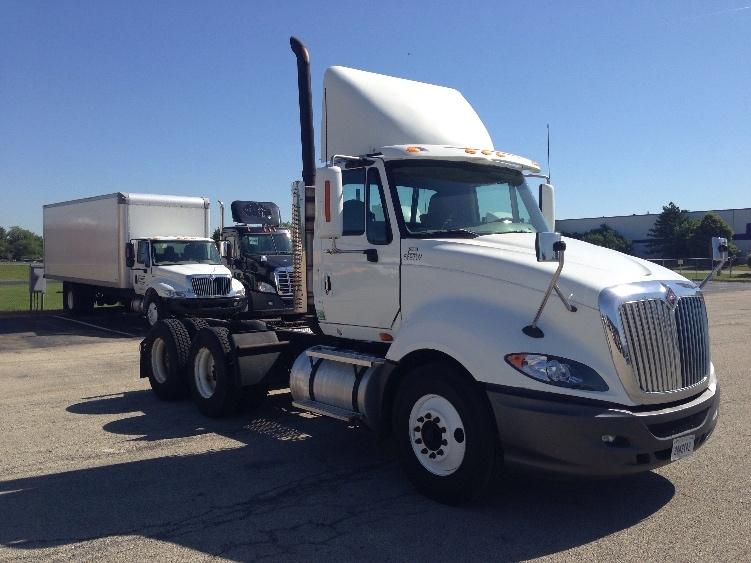 Day Cab Tractor-Heavy Duty Tractors-International-2010-ProStar-ROMEOVILLE-IL-349,832 miles-$28,000