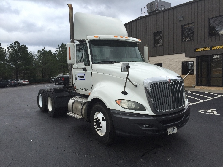 Day Cab Tractor-Heavy Duty Tractors-International-2010-ProStar-MORRISVILLE-NC-524,377 miles-$20,500