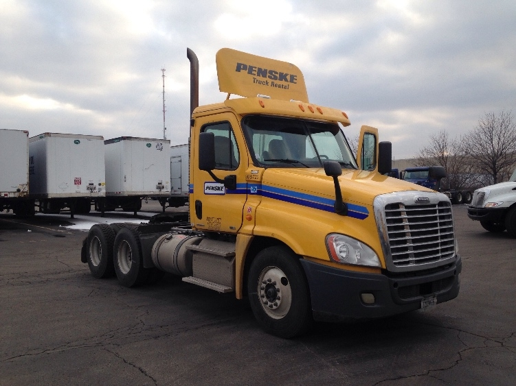 Day Cab Tractor-Heavy Duty Tractors-International-2010-ProStar-LENEXA-KS-418,067 miles-$30,750
