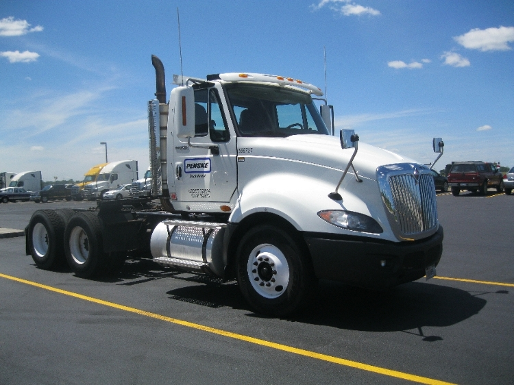 Day Cab Tractor-Heavy Duty Tractors-International-2010-ProStar-DAVENPORT-IA-412,469 miles-$24,500