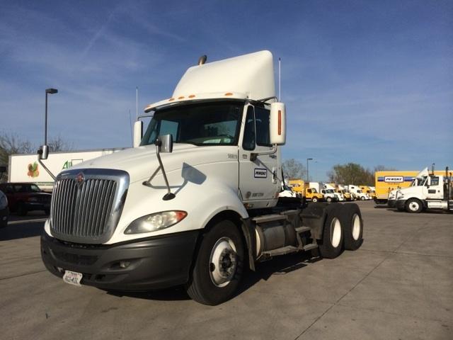 Day Cab Tractor-Heavy Duty Tractors-International-2010-ProStar-DALLAS-TX-402,547 miles-$28,750