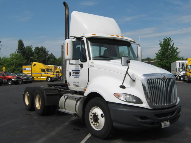 Day Cab Tractor-Heavy Duty Tractors-International-2010-ProStar-NEW CASTLE-DE-346,219 miles-$24,250