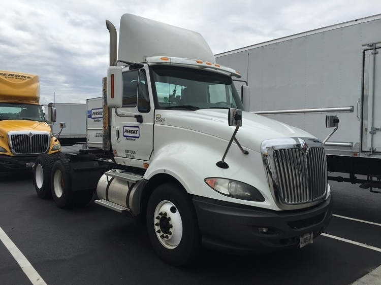 Day Cab Tractor-Heavy Duty Tractors-International-2010-ProStar-SWEDESBORO-NJ-513,847 miles-$24,500