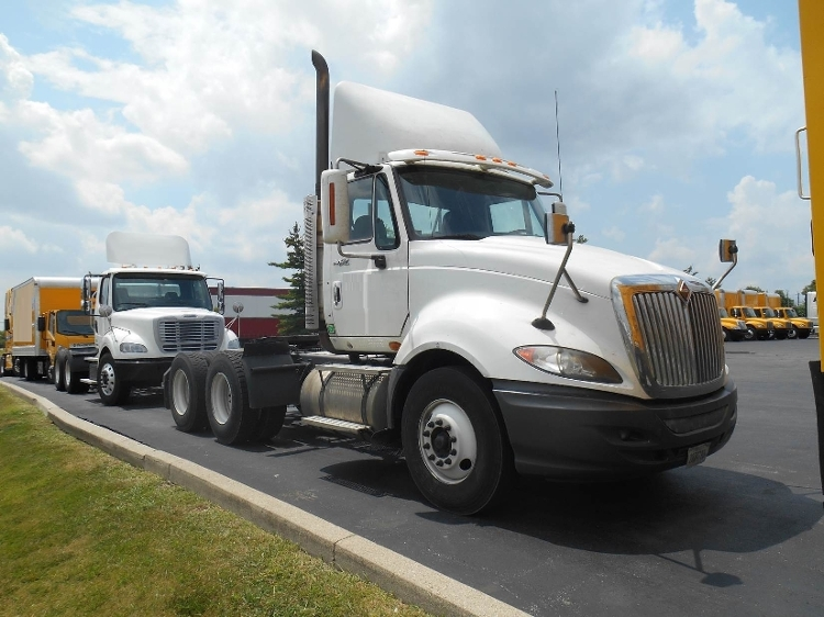 Day Cab Tractor-Heavy Duty Tractors-International-2010-ProStar-ERLANGER-KY-449,734 miles-$26,250