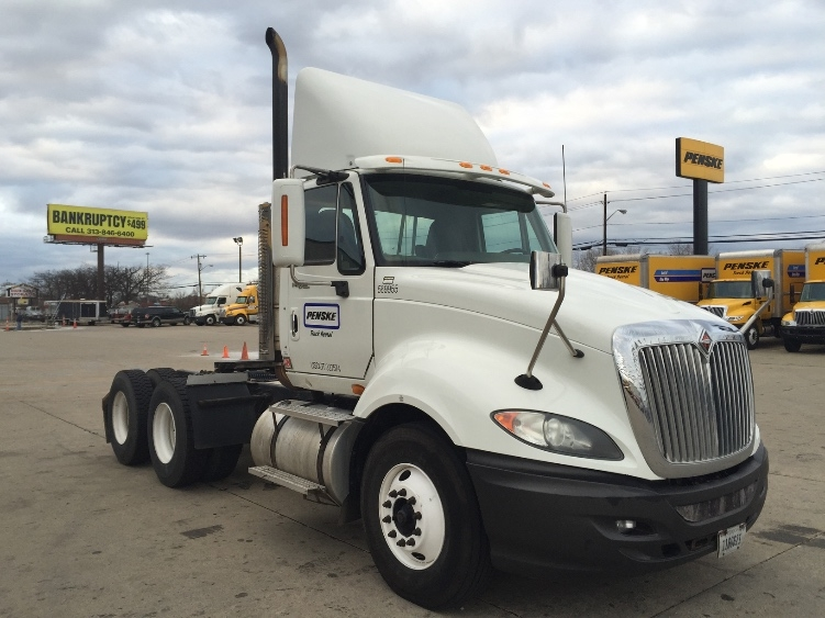 Day Cab Tractor-Heavy Duty Tractors-International-2010-ProStar-PERRYSBURG-OH-369,257 miles-$24,000
