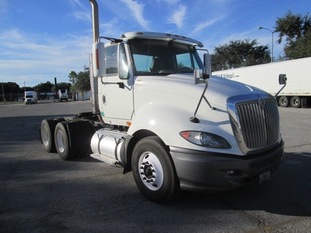 Day Cab Tractor-Heavy Duty Tractors-International-2010-ProStar-JACKSONVILLE-FL-408,835 miles-$26,250