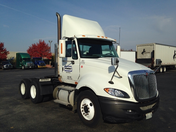 Day Cab Tractor-Heavy Duty Tractors-International-2010-ProStar-INDIANAPOLIS-IN-427,100 miles-$27,500