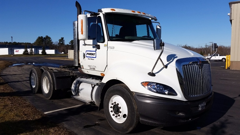 Day Cab Tractor-Heavy Duty Tractors-International-2010-ProStar-MEDFORD-MA-407,010 miles-$27,000