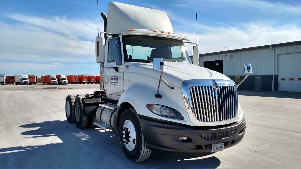 Day Cab Tractor-Heavy Duty Tractors-International-2010-ProStar-MILWAUKEE-WI-263,350 miles-$27,500