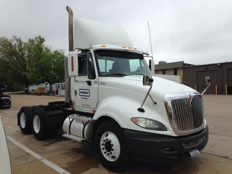 Day Cab Tractor-Heavy Duty Tractors-International-2010-ProStar-BELDEN-MS-489,235 miles-$27,750