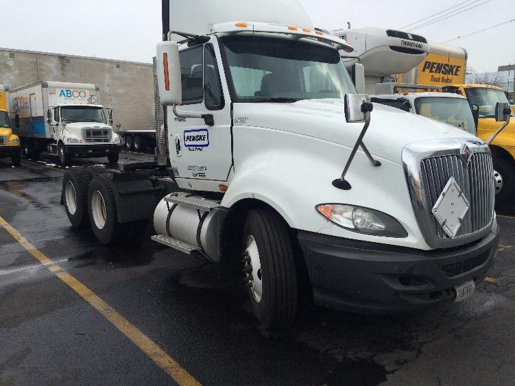Day Cab Tractor-Heavy Duty Tractors-International-2010-ProStar-WEST BABYLON-NY-223,996 miles-$30,500