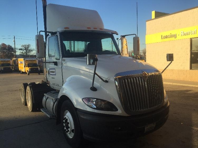 Day Cab Tractor-Heavy Duty Tractors-International-2010-ProStar-ALLEN PARK-MI-315,193 miles-$24,500
