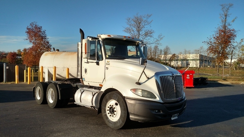 Day Cab Tractor-Heavy Duty Tractors-International-2010-ProStar-MILFORD-DE-346,200 miles-$23,500