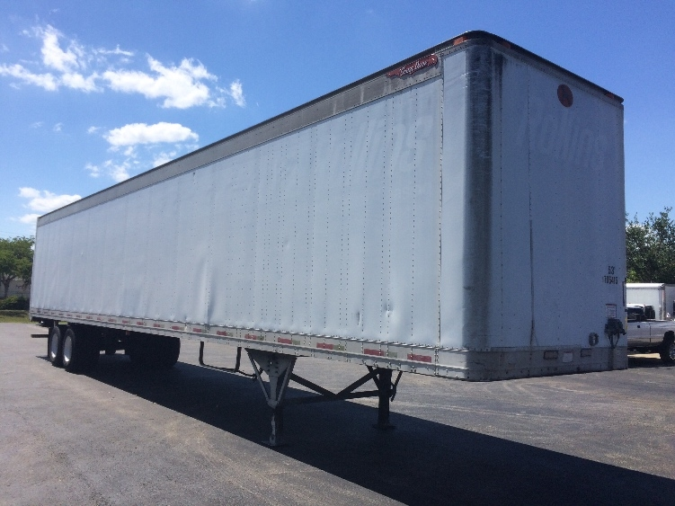 Dry Van Trailer-Semi Trailers-Great Dane-1999-Trailer-RIVIERA BEACH-FL-159,578 miles-$6,750