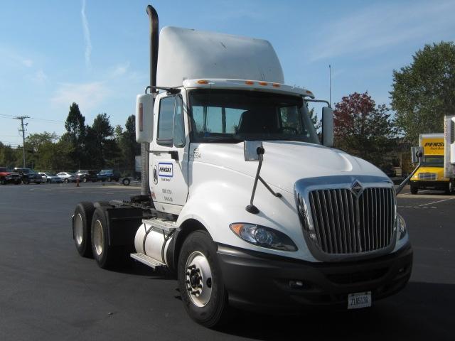 Day Cab Tractor-Heavy Duty Tractors-International-2010-ProStar-NEW CASTLE-DE-296,345 miles-$29,500