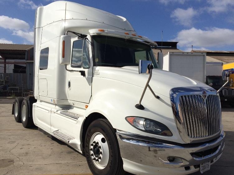 Sleeper Tractor-Heavy Duty Tractors-International-2010-ProStar-MONTEBELLO-CA-673,229 miles-$29,500