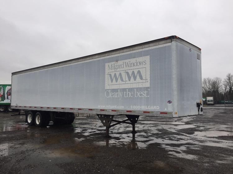 Dry Van Trailer-Semi Trailers-Utility-2001-Trailer-WILSONVILLE-OR-677,900 miles-$5,500