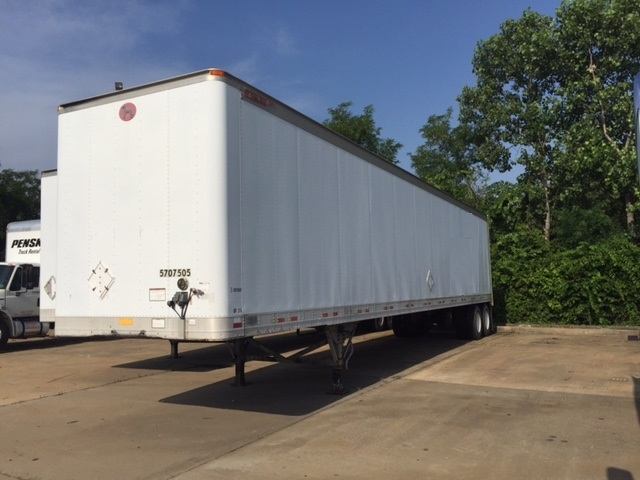 Dry Van Trailer-Semi Trailers-Great Dane-2001-Trailer-MEMPHIS-TN-584,374 miles-$2,750