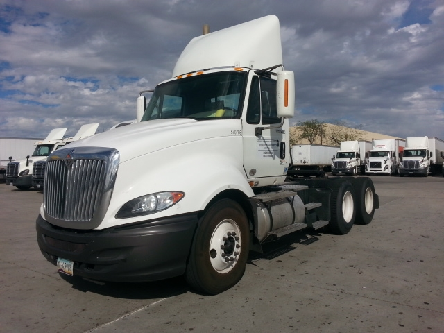 Day Cab Tractor-Heavy Duty Tractors-International-2010-ProStar-PHOENIX-AZ-392,128 miles-$36,750