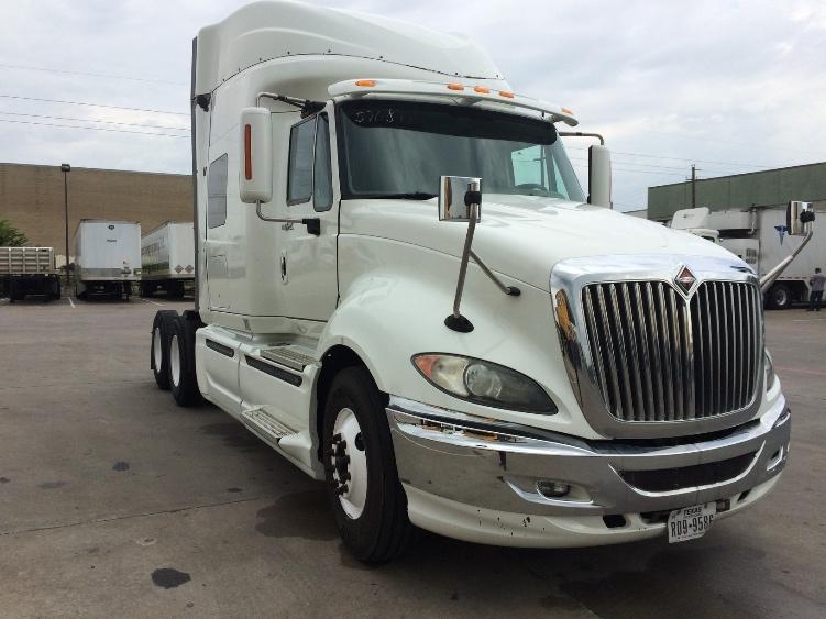 Sleeper Tractor-Heavy Duty Tractors-International-2010-ProStar-GARLAND-TX-726,351 miles-$26,500