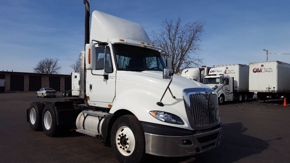 Day Cab Tractor-Heavy Duty Tractors-International-2010-ProStar-MADISON-WI-481,898 miles-$21,250