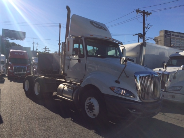 Day Cab Tractor-Heavy Duty Tractors-International-2010-ProStar-NORTH BERGEN-NJ-348,187 miles-$22,000