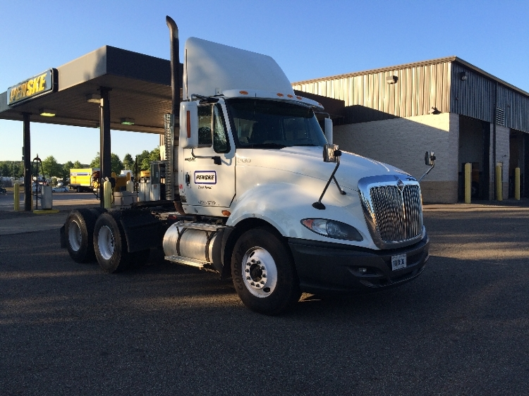 Day Cab Tractor-Heavy Duty Tractors-International-2010-ProStar-CANTON-OH-380,495 miles-$24,500