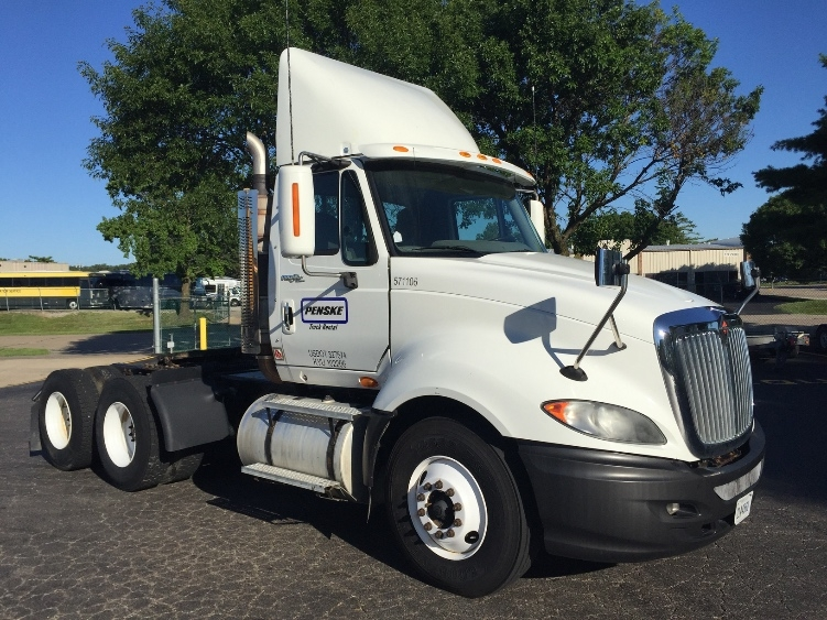 Day Cab Tractor-Heavy Duty Tractors-International-2010-ProStar-EAST PEORIA-IL-367,778 miles-$27,250