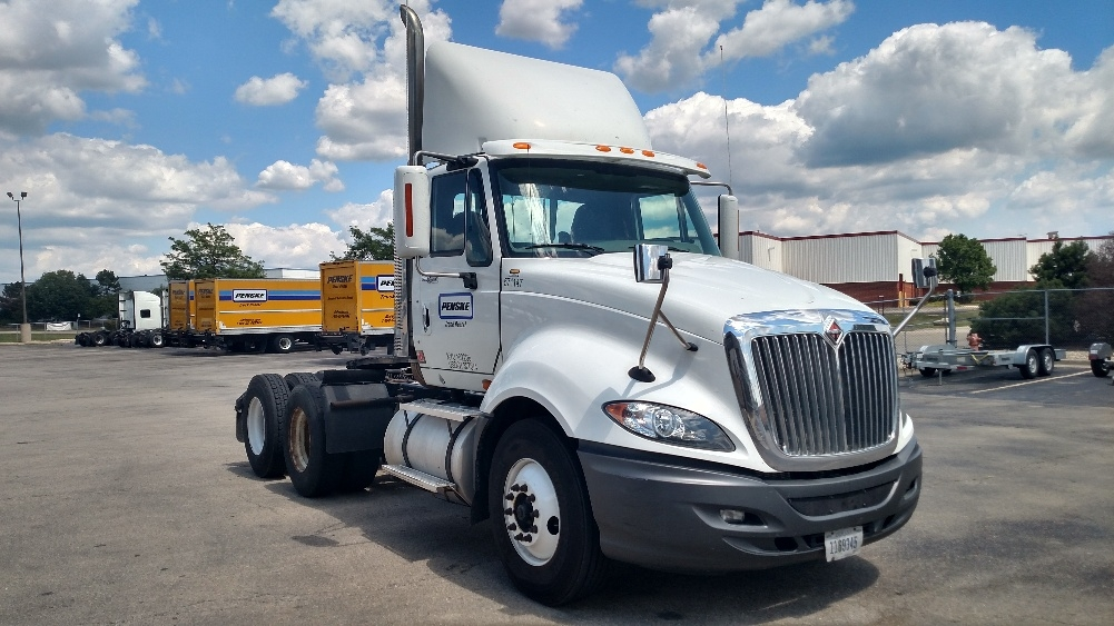 Day Cab Tractor-Heavy Duty Tractors-International-2010-ProStar-ROMEOVILLE-IL-378,390 miles-$29,000