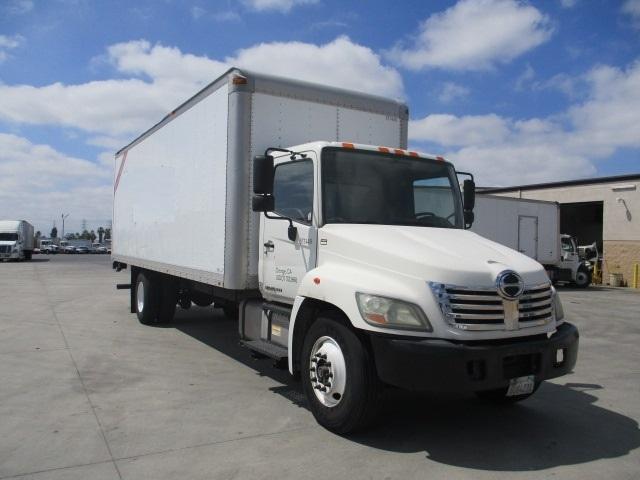 Medium Duty Box Truck-TRUCK-Hino-2010-338-TORRANCE-CA-258,786 miles-$20,750